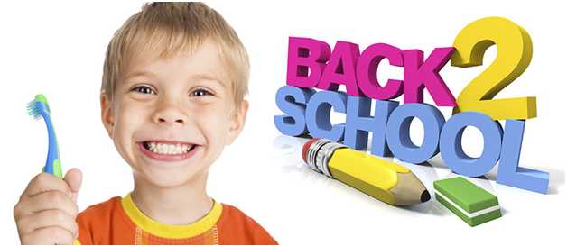 Back 2 School whilst Maintaining a Bright and Healthy Smile!