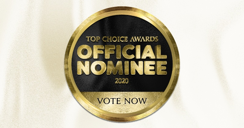 Vote for the Top Dental Clinic of 2020 in Brampton