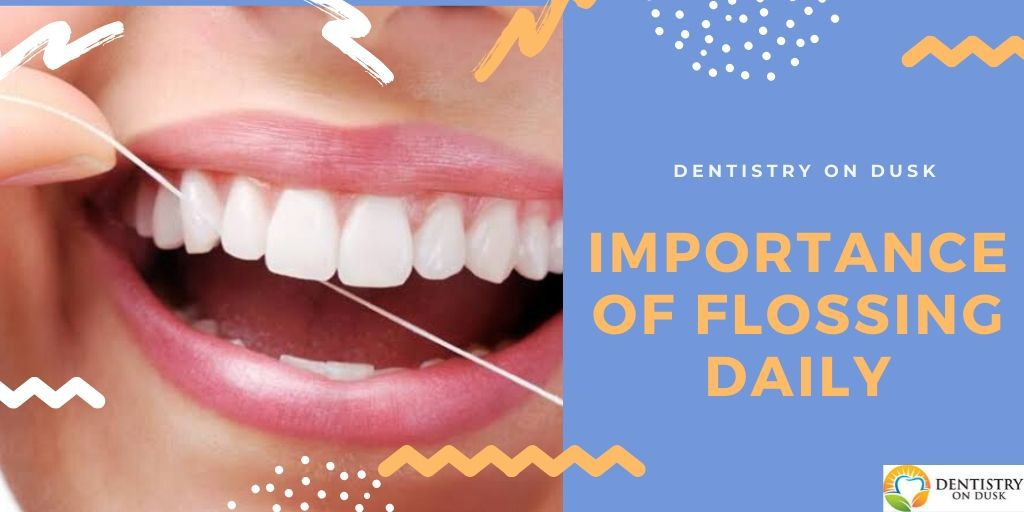 Importance of Flossing Daily