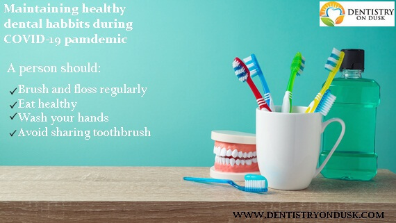 How Good Dental Care Can Help You During COVID-19