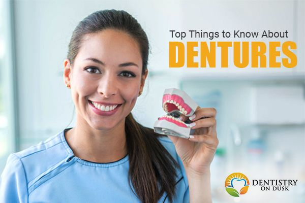 Things to Know About Dentures